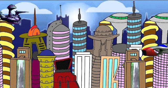 Thành phố trong mơ mà 12 chòm sao muốn đến nhất
