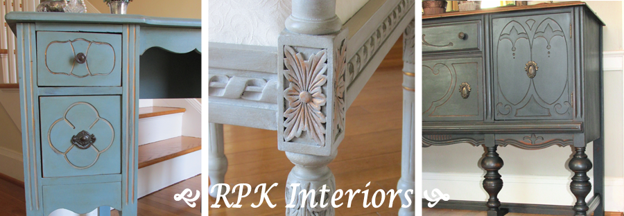RPK Interiors: Evening Plum by General Finishes