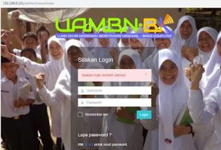 Dalam pelaksanaan Ujian Akhir Madrasah Berstandar Nasional Berbasis Komputer  Download SistarBrowser UAMBNBK 2019