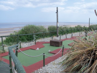 Hooks Island Crazy Adventure Golf in Mablethorpe