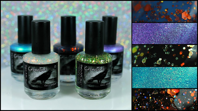 CrowsToes Nail Color | Hidden Gems
