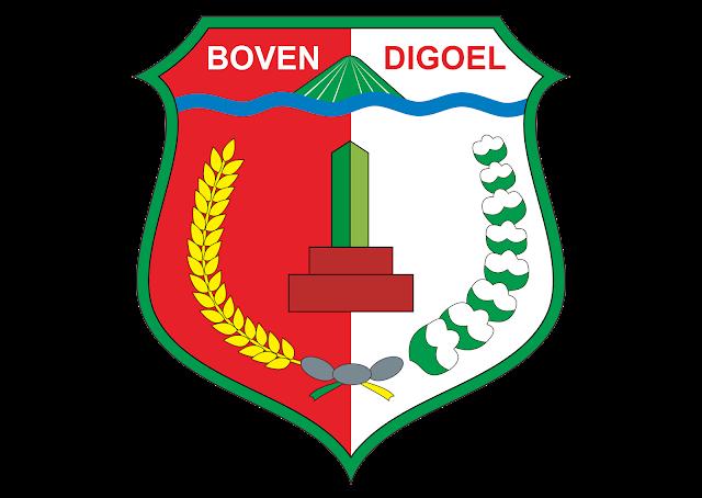 Logo Kabupaten Boven Digoel