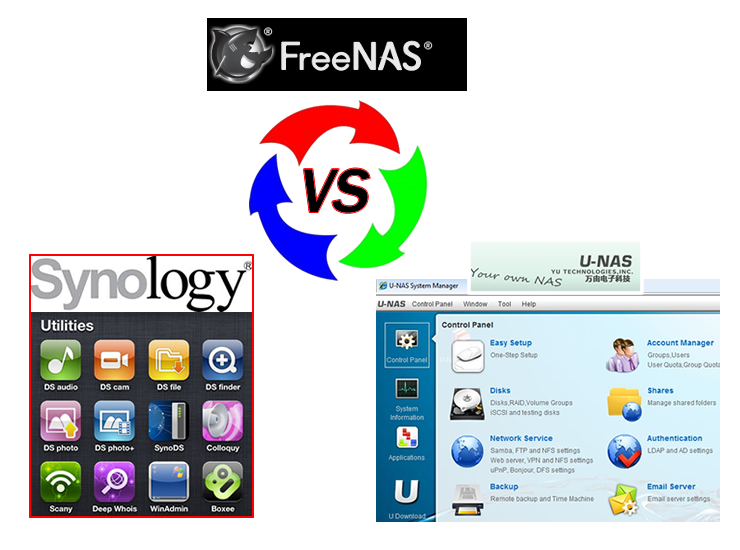 1 4 Operating System Selection | Build Your Own NAS (BYON)