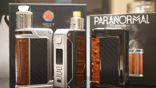 Get 8 Things from Lost Vape Paranormal DNA250C Box Mod