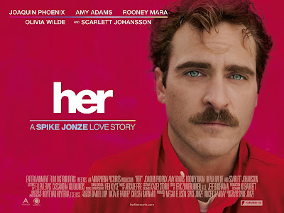 her A Spike Jonze Love Story (Copyright by respective production studio and/or distributor. Intended for editorial use only.)