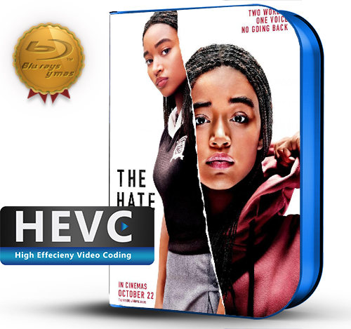 The Hate U Give (2018) 1080P HEVC-8Bits BDRip Latino/Ingles (Subt.Esp)(Drama)
