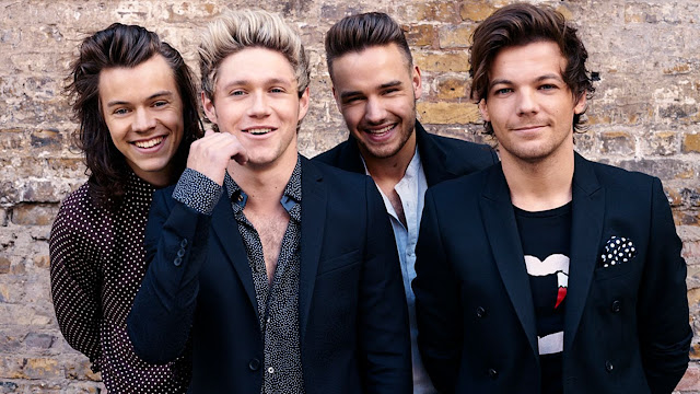 Lirik Lagu I Would ~ One Direction