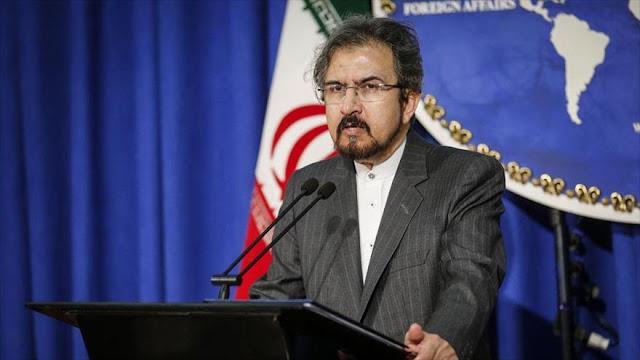 Irán rechaza demanda de EEUU para inspeccionar sus bases militares
