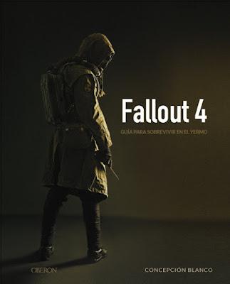 GUIA DE VIDEOJUEGOS - Fallout 4 Guia para sobrevivir en el Yermo : Concepción Blanco (Anaya | Oberon - 23 Junio 2016) LIBRO | Comprar en Amazon España
