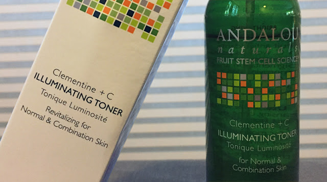 Andalou Naturals Toner Review - The Acne Experiment