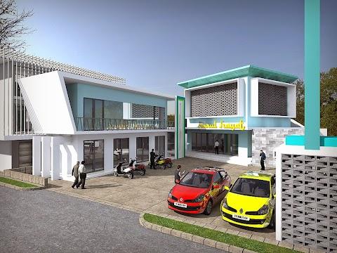 Desain Masjid Minimalis Hubungi 082.33333.9949