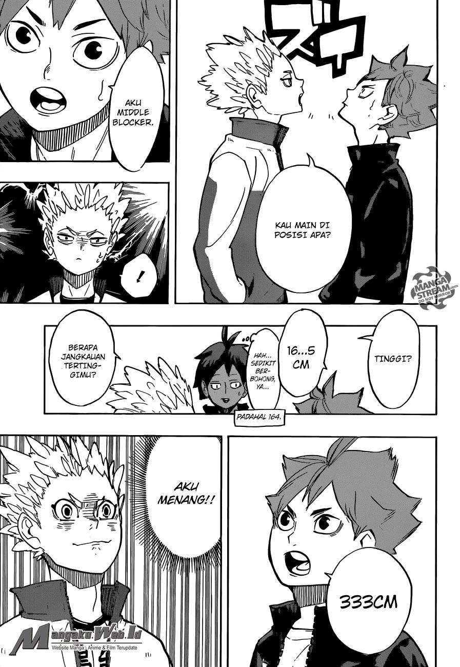 Haikyuu Chapter 245-4