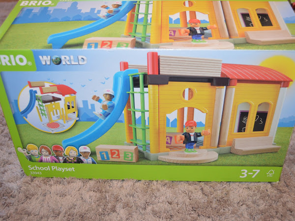 Review - Brio World School