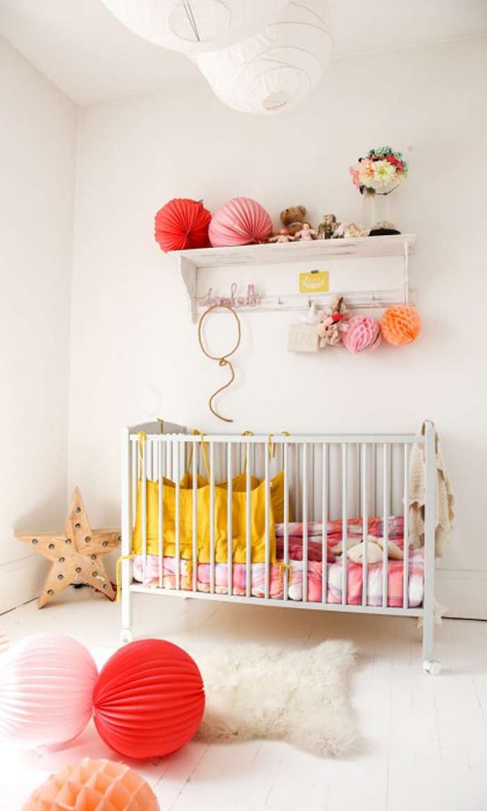 beautiful nursery thesocialitefamily blog - photo Constance Gennari