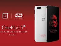 OnePlus 5T Edisi Star Wars hadir dan 37 pembeli pertama akan..
