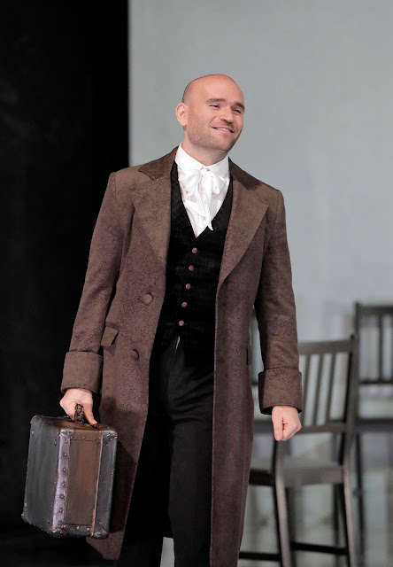 French Conductor And Massenet Specialist Patrick Fournillier Lead The San Francisco Opera Orchestra