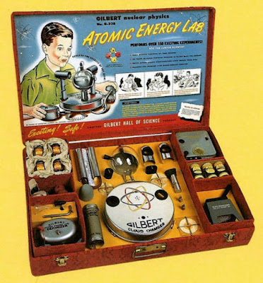 Gilbert Nuclear Physics Atomic Energy Lab