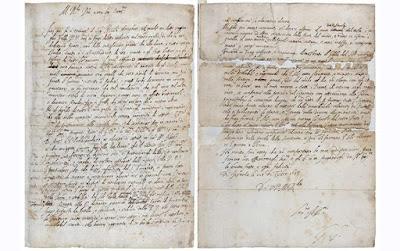 Ανακαλύφθηκε χαμένη-πρωτότυπη επιστολή του Γαλιλαίου