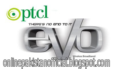 PTCL Evo 3G Monthly Packages In Pakistan