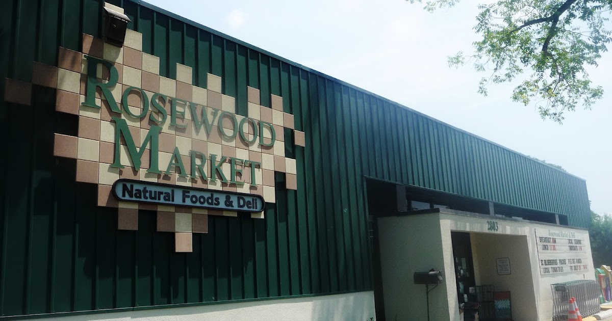 The Foraging Foodie On The Prowl Rosewood Market And