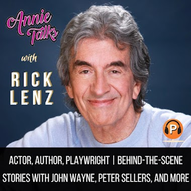 Annie Talks with Rick Lenz