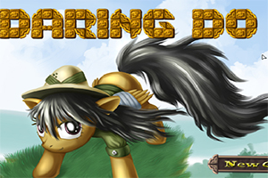 daring do pony