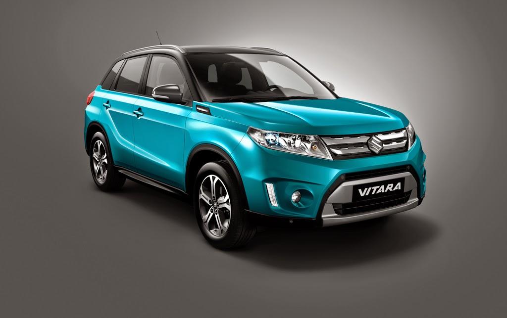 Η Suzuki αποκαλύπτει το ολοκαίνουριο Vitara στο Παγκόσμιο Σαλόνι Αυτοκινήτου του Παρισιού 2014