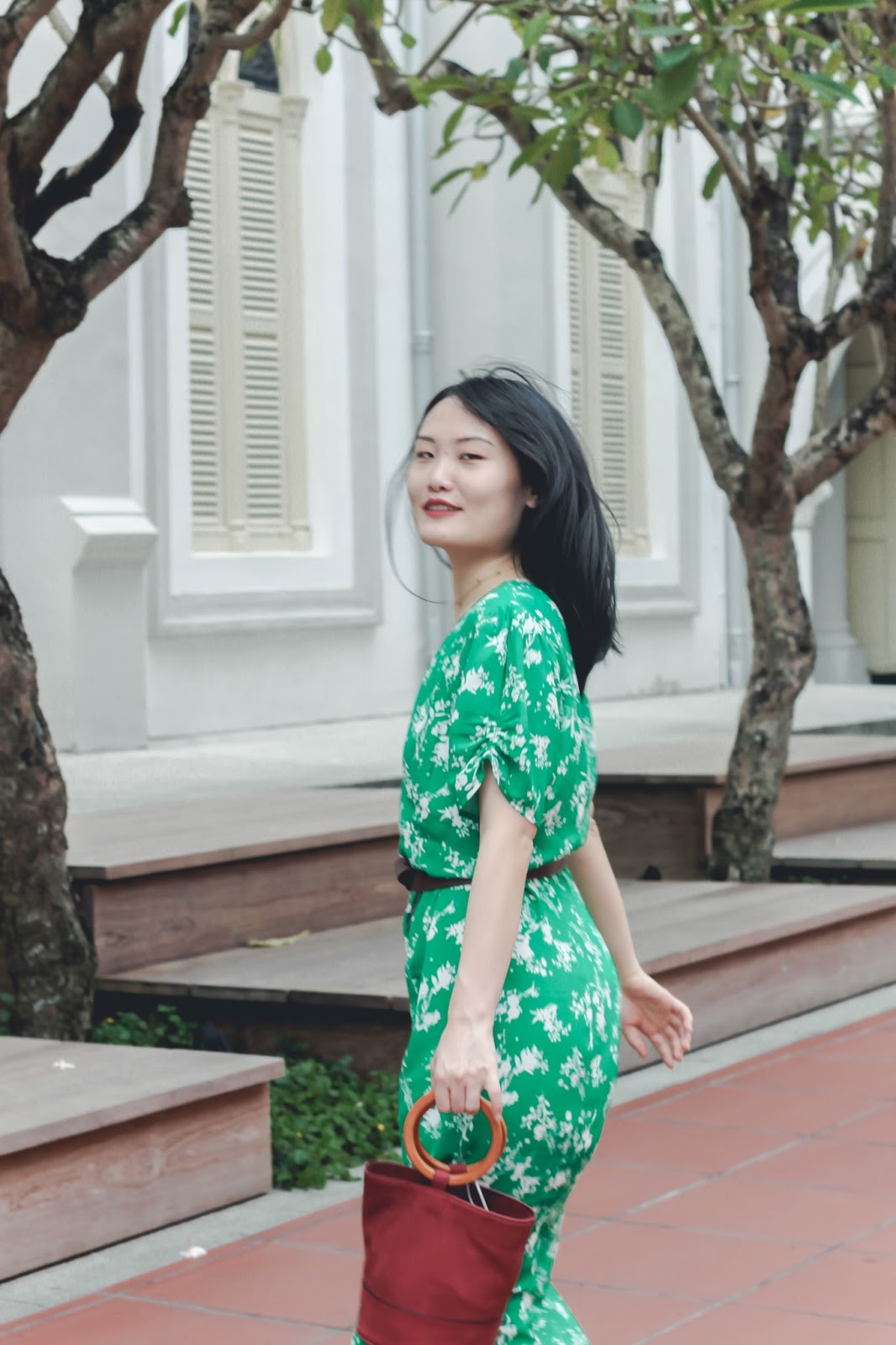 singapore blogger stylist look book street style fashion holiday st patrick day green photographer