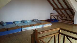 lantai 4 tempat tidur barak