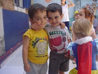 Semana da Criança na escola