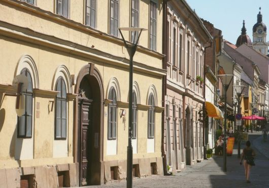 What is a good place to visit in Hungary?