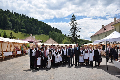 Klaus Iohannis, Székelyföld, Iohannis Székelyföldön, gazdaság, turizmus, faluturizmus, közlekedési infrastruktúra