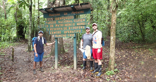 Journey to the End of Central America – An Ichthyological Exploration of the Darién Gap
