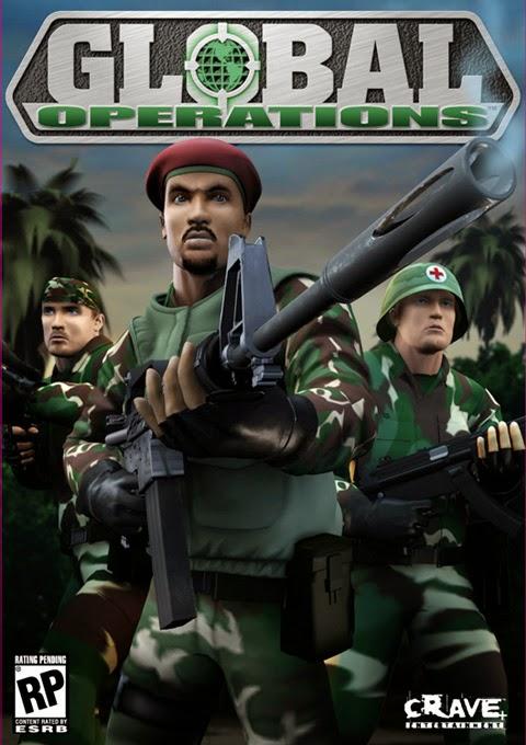 تحميل لعبة global operations من ميديا فاير