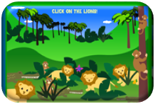 http://www.sheppardsoftware.com/preschool/animals/jungle/animaljunglefindcountgame.htm