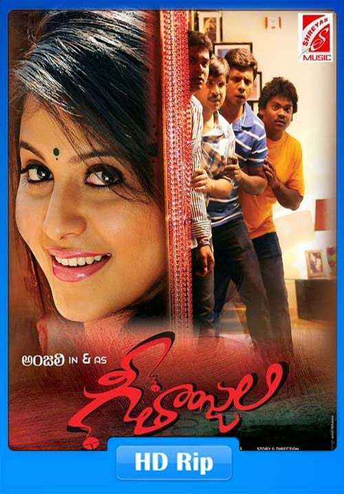 Geethanjali (2014) Movie Dual Audio 480p HDRip 300MB
