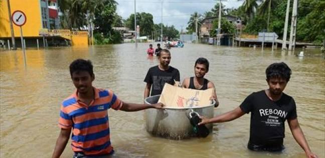 الفيضانات تتسبب فى قتل 200 شخص فى سريلانكا