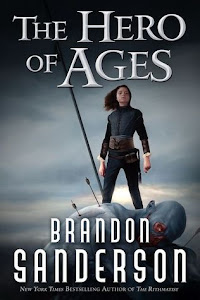 The Hero of Ages (Mistborn #3) by Brandon Sanderson
