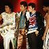 Konser Terbesar Dunia, Michael Jackson Dan Jackson Family