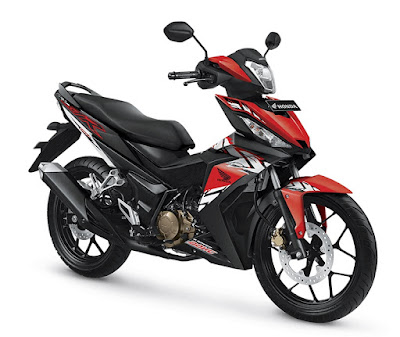 All new Honda Supra GTR150
