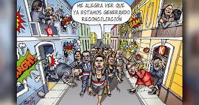 Carlincaturas Viernes 12 Enero 2018 - La República
