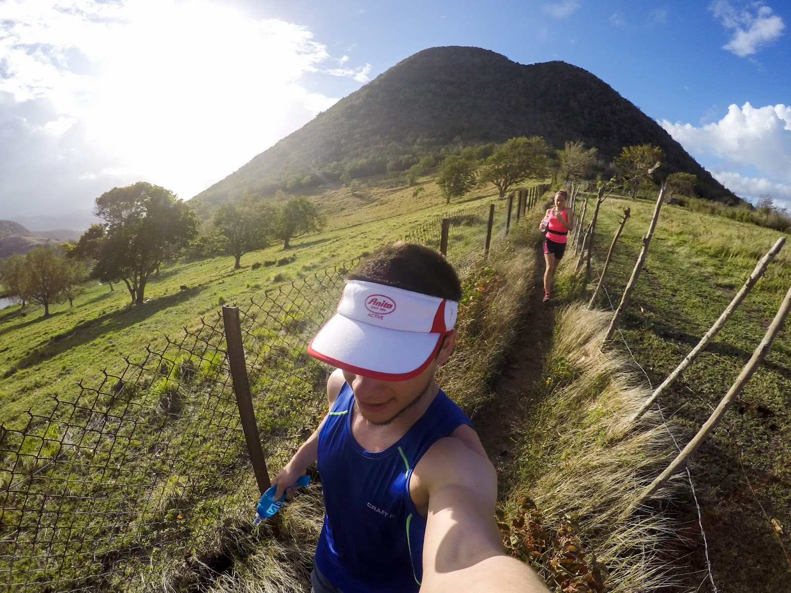 Trail running blog