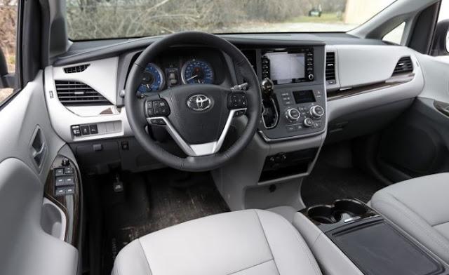 2020 Toyota Sienna AWD 0-60