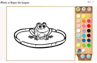 http://www.jogos360.com.br/pinte_o_sapo_da_lagoa.html