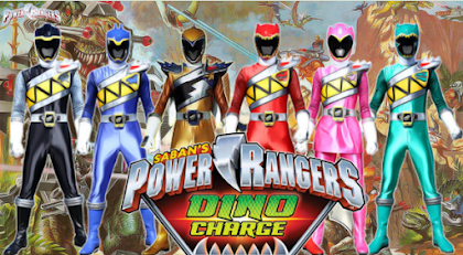Power Rangers: Dino Super Charge Todos os Episódios Online