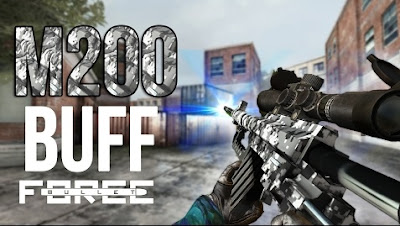 bullet force weapon m200 sniper