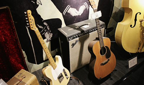 Johnny Cash Museum Nashville Tennessee