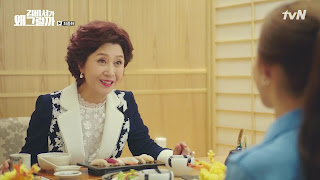 Sinopsis What's Wrong with Secretary Kim Episode 16