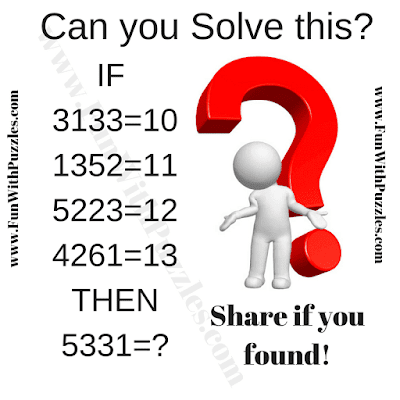 Logical Fun Brain Teaser for Kids