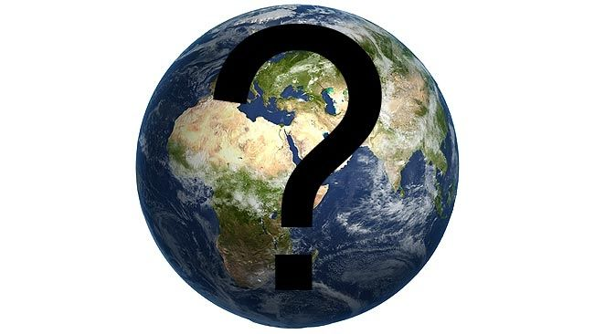 Geography questions and answers